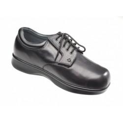 Диабетическая обувь из натуральной кожи, ортопедическая 09-0051