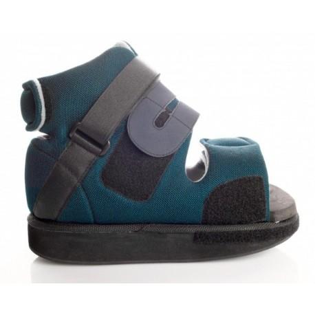 Обувь (ботинок) при свисающей стопе, нейропатии малоберцового нерва, для фиксации стопы